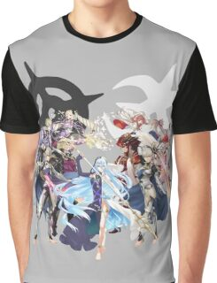 Fire Emblem Fates - Hoshido & Nohr Royalty Graphic T-Shirt