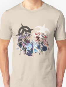 Fire Emblem Fates - Hoshido & Nohr Royalty Unisex T-Shirt