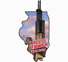 Willis (Sears) Tower - Chicago Unisex T-Shirt