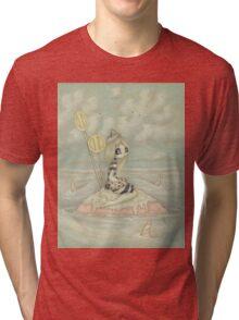 Desserted Island Tri-blend T-Shirt
