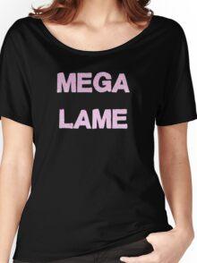 Mega Lame Teen Angst Women's Relaxed Fit T-Shirt