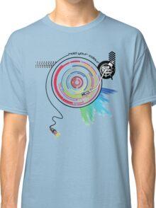 Pendulum Vinyl Music Mashup Classic T-Shirt