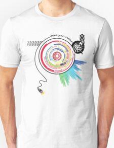 Pendulum Vinyl Music Mashup T-Shirt