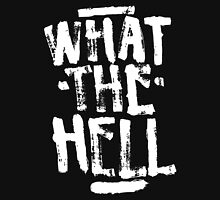 Avril Lavigne - What The Hell Women's Fitted Scoop T-Shirt