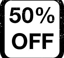 50% Off by PsychicCatStore