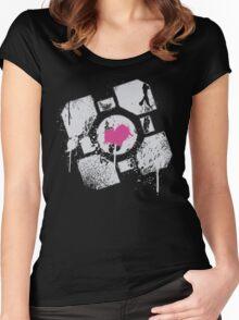 True Love Never Dies Women's Fitted Scoop T-Shirt