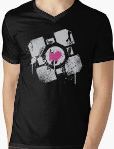 True Love Never Dies Mens V-Neck T-Shirt