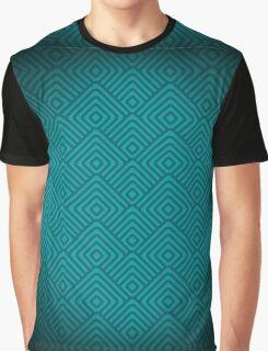 seamless blue patterns Graphic T-Shirt