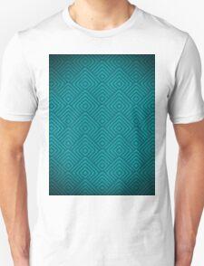 seamless blue patterns T-Shirt
