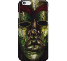 Mask of Diligence iPhone Case/Skin