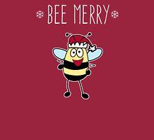 Bee Merry, Christmas Bumble Bee Long Sleeve T-Shirt