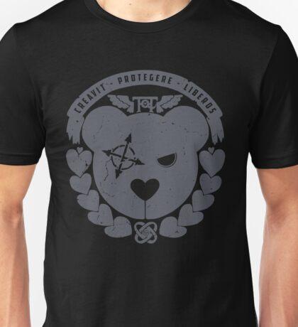 TACTICAL TEDDIES HEADQUARTERS FACTION LOGO Unisex T-Shirt