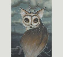 Meowl- owl cat Unisex T-Shirt