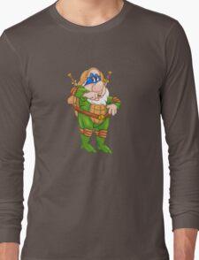 Green Jammies  T-Shirt