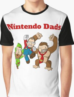 Nintendo Dads Graphic T-Shirt