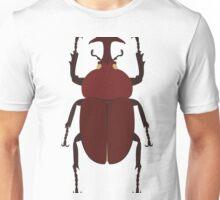 Japanese Rhino Beetle Unisex T-Shirt