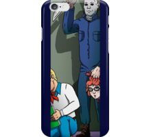 Michael's Mystery iPhone Case/Skin