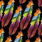 Prism Feather by bortwein