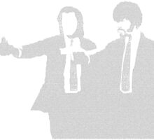 Pulp Fiction Script by catofnimes