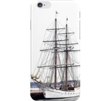 That's a lot of rigging iPhone Case/Skin