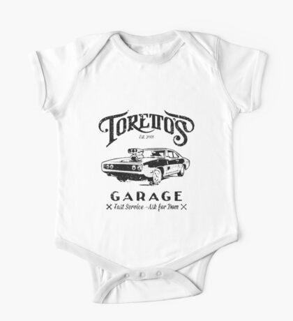 Torettos Garge Dom One Piece - Short Sleeve