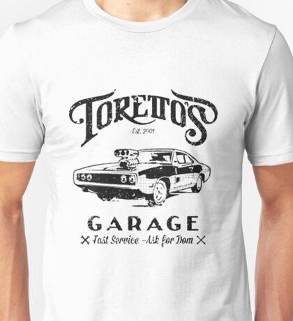 Torettos Garge Dom Unisex T-Shirt