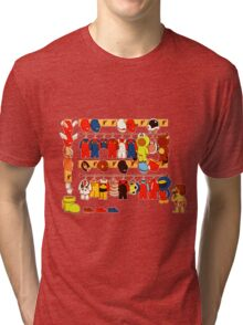 The Plumber's Closet Tri-blend T-Shirt