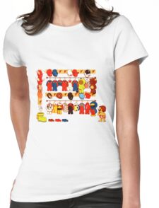 The Plumber's Closet Womens Fitted T-Shirt