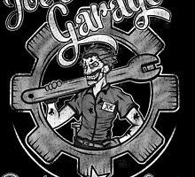 Joe's Garage by geryarts