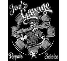 Joe's Garage Photographic Print