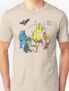 Friendly Beasts T-Shirt