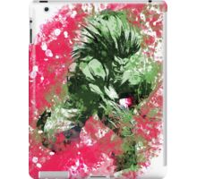 Blanka - Beast Blood iPad Case/Skin