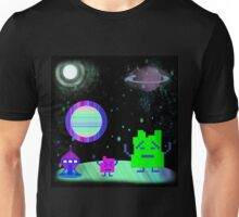 Mooninites On the air Unisex T-Shirt