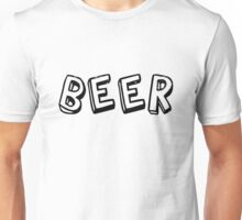 Fun Beer Unisex T-Shirt