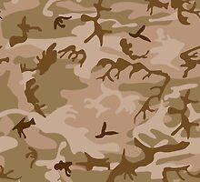 Desert Camouflage by ARTPICSS