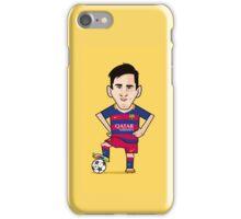 Messi - Barcelona 2016 iPhone Case/Skin