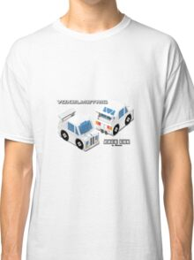 VoxelMetric Race Car Classic T-Shirt
