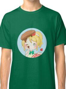 LOVELIVE! Macarons Eli Classic T-Shirt