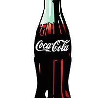 Coca Cola Bottle  by 10Drops