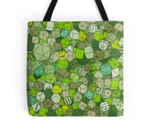 Forest Dice Tote Bag