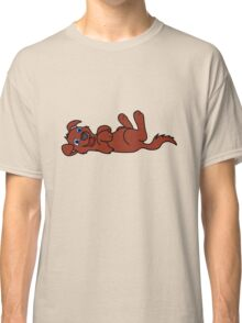 Red Dog - Roll Over Classic T-Shirt