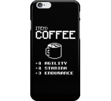 Soft Funny Coffee iPhone Case/Skin