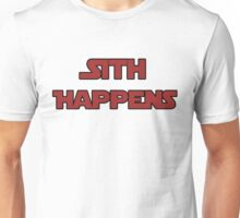 It happens Unisex T-Shirt