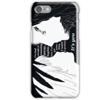 Howl and Sophie - Howl's Moving Castle iPhone Case/Skin