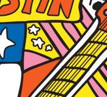 Austin TX Sticker