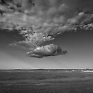 Cloud Bank at the Badlands by Thomas Young