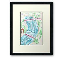 Aare Framed Print