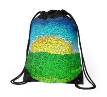 Setting Sun Drawstring Bag