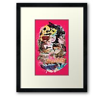 1990 : 25 : Mad Man Misery Galleries  Framed Print