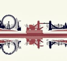 London city Sticker